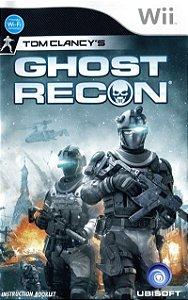 Jogo Wii Usado Tom Clancy's Ghost Recon