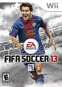 Jogo Wii Usado FIFA Soccer 13
