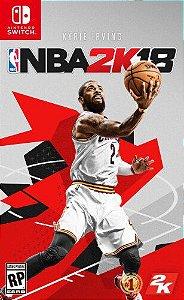 Jogo Switch Usado NBA 2K18