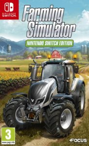 Jogo Switch Usado Farming Simulator