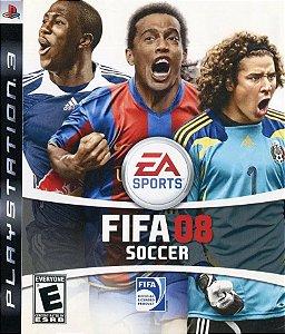 Jogo PS3 Usado FIFA 08