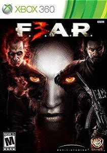 Jogo X360 Usado FEAR 3