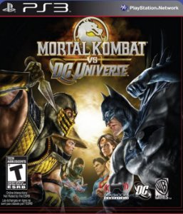 Jogo PS3 Usado Mortal Kombat vs. DC Universe