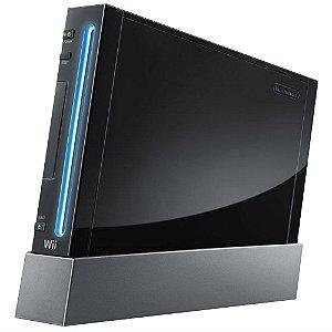 Console Usado Nintendo Wii (Preto)