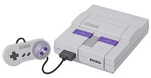Console Usado Super Nintendo