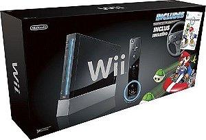 Console Usado Nintendo Wii (Mario Kart Bundle)