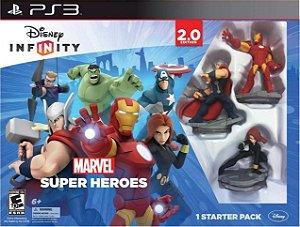 Acessório PS3 Usado Disney Infinity 2.0 (Starter Pack)