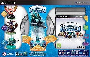 Acessório PS3 Usado Skylanders Spyro's Adventure (Starter Pack)
