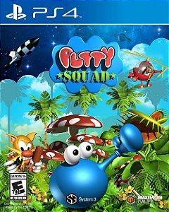 Jogo PS4 Usado Putty Squad