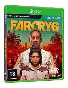 Jogo XBOX ONE Novo Far Cry 6