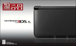 Console Usado 3DS XL Black