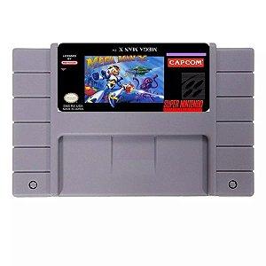 Jogo SNES Usado Mega Man X (Paralela)