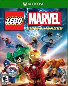 Jogo XBOX ONE Usado LEGO Marvel Super Heroes