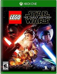 Jogo XBOX ONE Usado LEGO Star Wars: O Despertar da Força