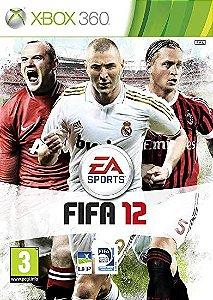 Jogo XBOX 360 Usado FIFA 12