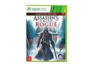 Jogo XBOX 360 Usado Assassin's Creed Rogue