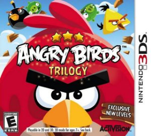 Jogo 3DS Usado Angry Birds Trilogy