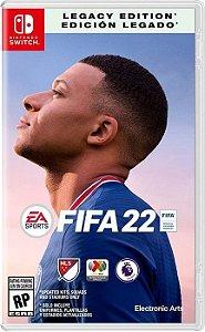 Jogo Switch Novo FIFA 22
