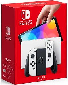 Console Novo Switch OLED (Branco)