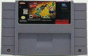 Jogo SNES Usado Earthworm Jim 2 (Paralela)