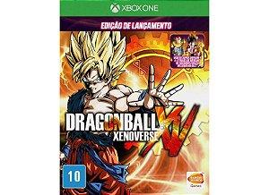 Jogo XBOX ONE Usado Dragon Ball Xenoverse