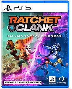 Jogo PS5 Usado Ratchet & Clank: Rift Apart