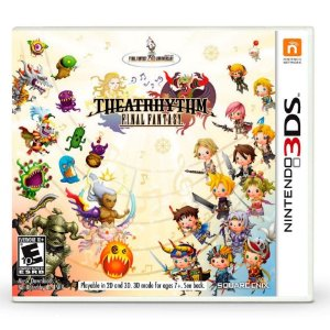 Jogo Theatrhythm Final Fantasy - Nintendo 3DS