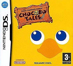 Jogo Final Fantasy Fables: Chocobo Tales Nintendo DS Usado