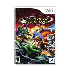 Jogo Ben 10 Galactic Racing Nintendo Wii Usado
