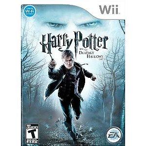 Jogo Harry Potter e as relíquias da morte parte 1 Nintendo Wii Usado
