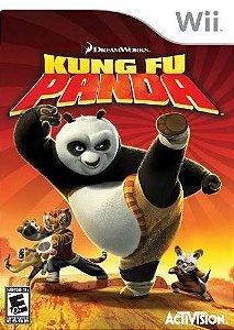 Jogo Kung Fu Panda Nintendo Wii Usado