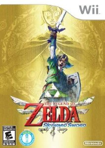 The Legend Of Zelda: Skyward Sword - Nintendo Wii