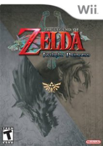 The Legend of Zelda: Twilight Princess Nintendo Wii Usado