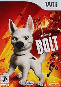 Jogo Walt Disney's Bolt Nintendo Wii Usado