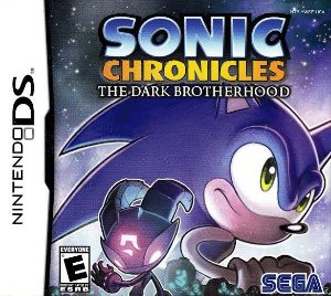 Jogo Sonic Chronicles: The Dark Brotherhood Nintendo DS Usado