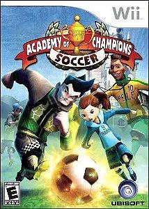 Jogo Academy of Champions Nintendo Wii Usado