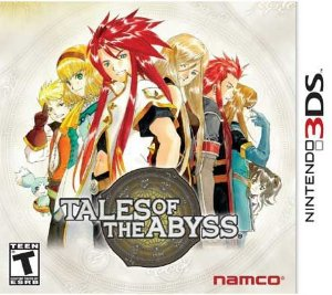 Jogo Tales of the Abyss Nintendo 3DS Usado