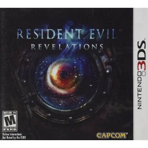 Jogo Resident Evil Revelations Nintendo 3DS Usado