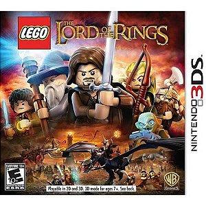 Jogo LEGO Lord ofo the Rings Nintendo 3DS Usado