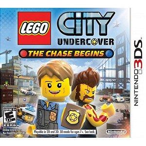 Jogo LEGO City Undercover Nintendo 3DS Usado