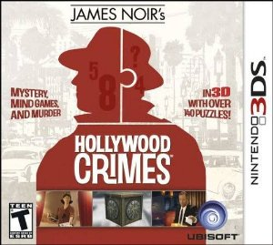 Jogo Hollywood Crimes Nintendo 3DS Usado