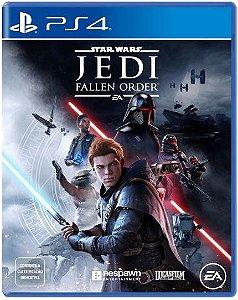 Jogo Star Wars Jedi Fallen Order PS4 Novo