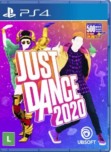 Jogo Just Dance 2020 PS4 Novo