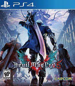 Jogo Devil May Cry 5 PS4 Novo