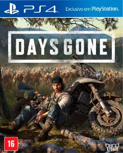 Jogo Days Gone PS4 Novo