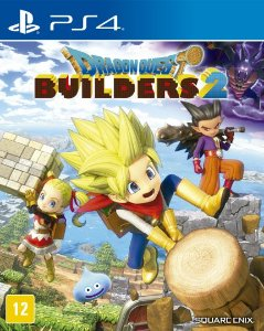 Jogo Dragon Quest Builders 2 PS4 Novo