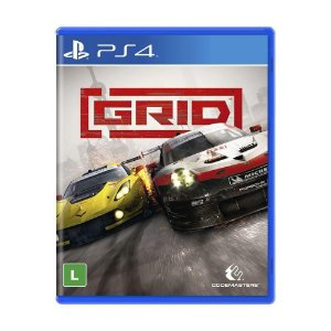 Jogo GRID PS4 Novo