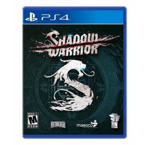 Jogo Shadow Warrior PS4 Novo