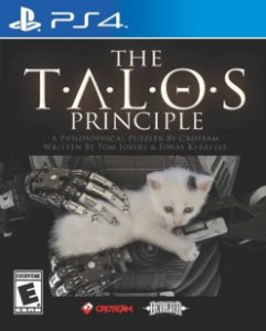 Jogo The Talos Principle Deluxe Edition PS4 Novo