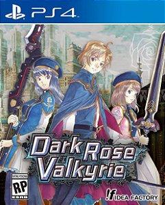 Jogo Dark Rose Valkyrie PS4 Novo